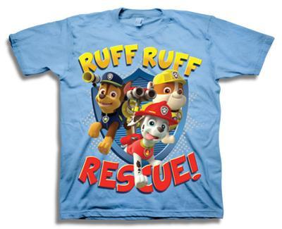 Toddler: Paw Patrol- Ruff Ruff Rescue