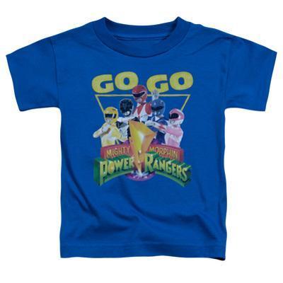 Toddler: Power Rangers - Go Go