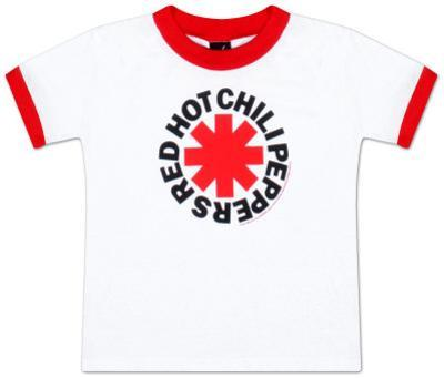 Toddler: Red Hot Chili Peppers - Asterisk Logo