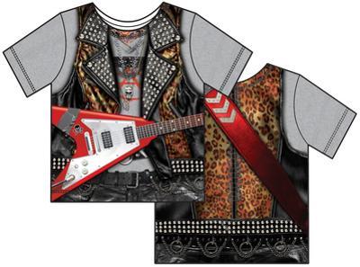 Toddler: RockStar Costume Tee