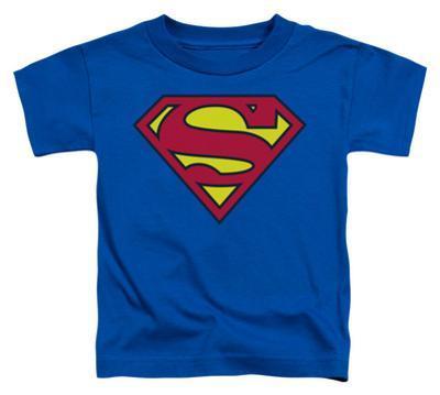 Toddler: Superman - Classic Logo