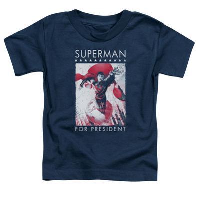 Toddler: Superman- Hero For President