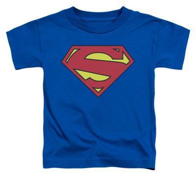 Toddler: Superman - New 52 Shield