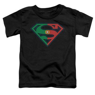 Toddler: Superman - Portugal Shield