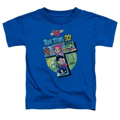 "Toddler: Teen Titans Go- Action ""T"""
