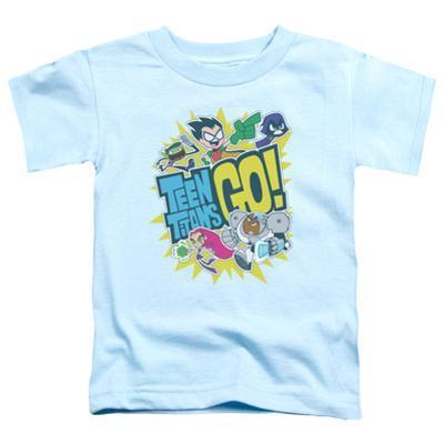 Toddler: Teen Titans Go- Go