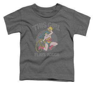 Toddler: Wonder Woman - Plays Rough