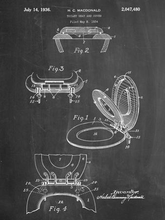 Toilet Seat Patent