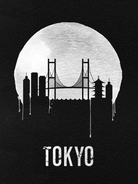 Tokyo Skyline Black
