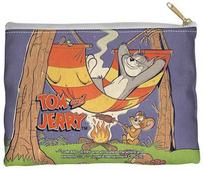 Tom And Jerry - Rest And Relaxation Zipper Pouch