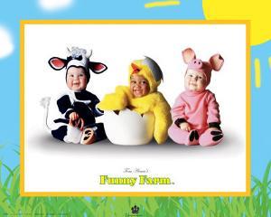 Funny Farm I by Tom Arma