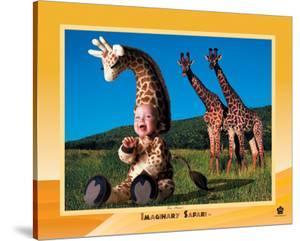 Giraffe by Tom Arma