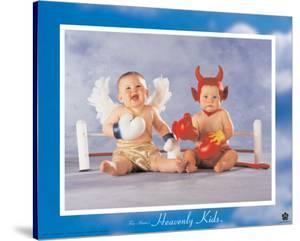 Heavenly Kids, Good Wins by Tom Arma
