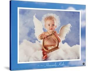 Heavenly Kids, Harp by Tom Arma