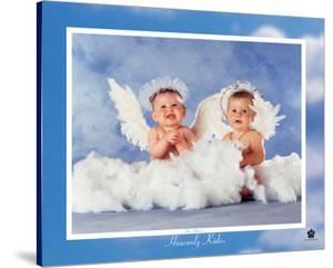Heavenly Kids, Two Angels by Tom Arma