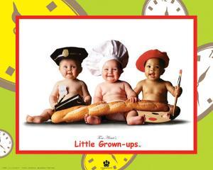 Little Grown-Ups by Tom Arma