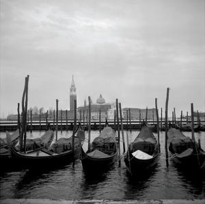 Gondolas by Tom Artin