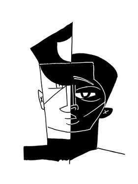 Jelani Cobb - Cartoon by Tom Bachtell