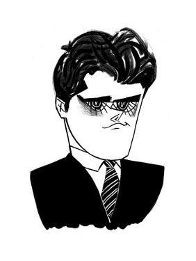 Levi Johnston - Cartoon by Tom Bachtell