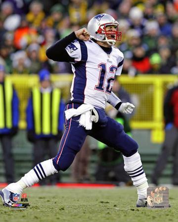 Tom Brady 2014 Action