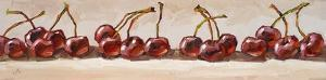 Cherries I by Tom Brown