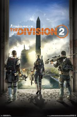 Tom Clancy's the Division 2 - Key Art
