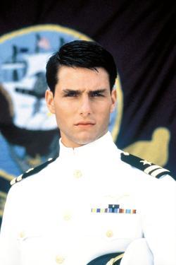 "TOM CRUISE. ""Top Gun"" [1986], directed by TONY SCOTT."