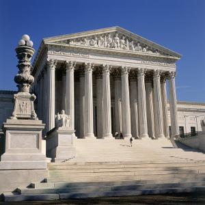 Supreme Court Building, Washington DC by Tom Dietrich