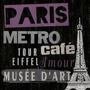 City of Paris by Tom Frazier