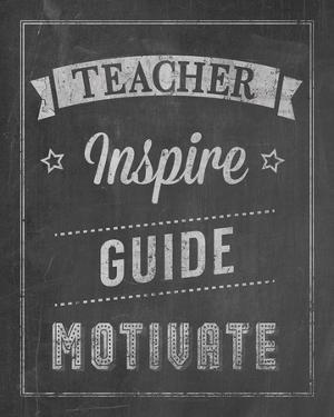 Inspiring Teacher I by Tom Frazier
