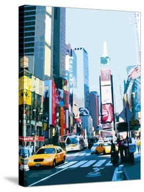 New York Spirit by Tom Frazier