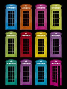 Phone Box I by Tom Frazier
