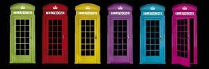 Phone Boxes by Tom Frazier