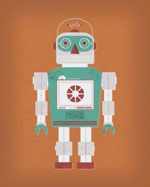 Robotik III by Tom Frazier