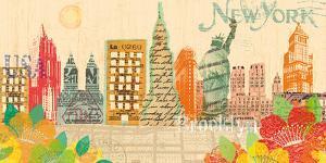 Scrapbook City II by Tom Frazier