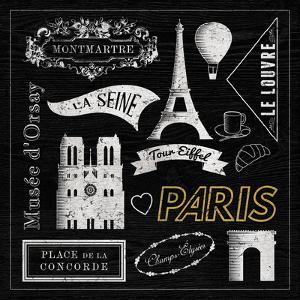 Sightseeing in Paris by Tom Frazier
