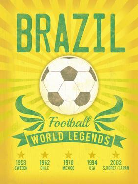 World Legends by Tom Frazier