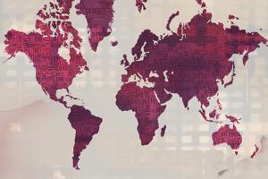 World Love I by Tom Frazier