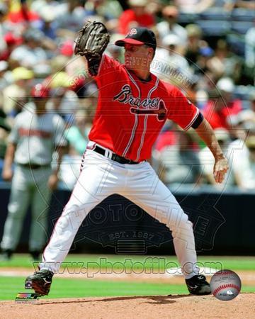 Tom Glavine 2008 Pitching Action