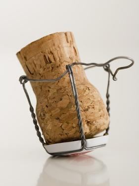 Champagne Cork by Tom Grill