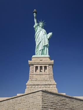 Statue of Liberty National Monument by Tom Grill