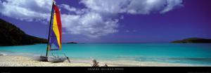 Shell Beach, Antigua by Tom Mackie