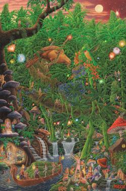 Celestial Harvest by Tom Masse