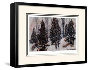 Snow Mist by Tom Mathews