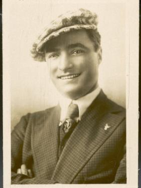 Tom Mix Us Marshal Who Became a Film Actor, He Appeared in More Than 400 Westerns