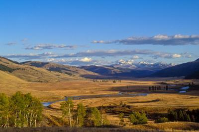 Lamar Valley on a Summer Evening