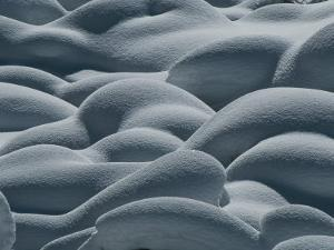 Soft, Gentle Rolling Snow Pillows by Tom Murphy