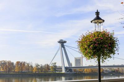 Bridge. Bratislava. Slovakia