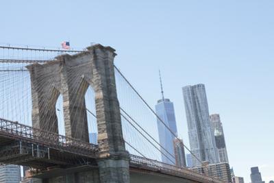 Brooklyn Bridge, New York. by Tom Norring