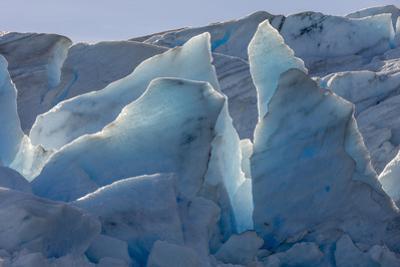 Glacier Grey. Torres Del Paine NP. Chile. UNESCO Biosphere by Tom Norring